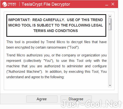TeslacryptDecryptor